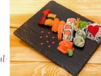 Kolacja sushi dla singli - styczeń 2017 r.