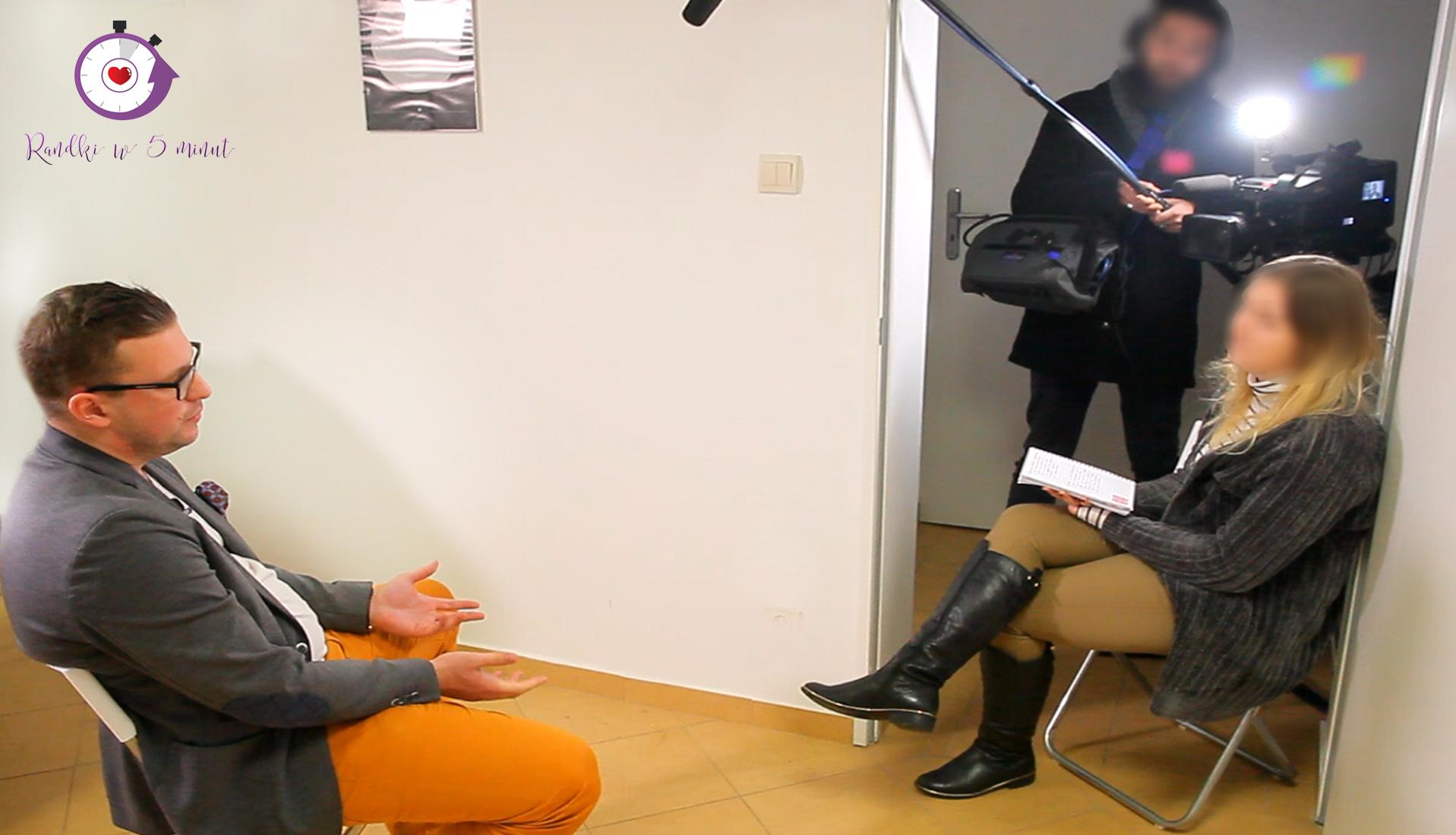 """Wywiad dla """"Pytania na Śniadanie"""" w TVP 2 - 28.12.2016 r. / Kajetan Puszek"""